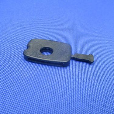 plastic head for door key